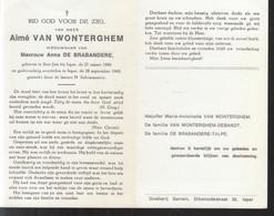 Aimé Van Wonterghem (1886-1968) - Santini