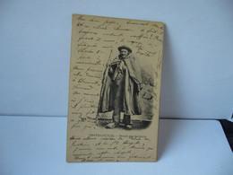 CHATEL GUYON 63 PUY DE DOME BERGER DES ENVIRONS CPA DOS NON DIVISE 1903 - Châtel-Guyon