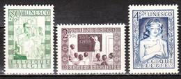 842/44*  UNESCO - Série Complète - MH* - LOOK!!!! - Sin Clasificación