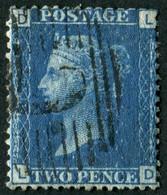 Lot 7 Timbres Grande Bretagne Reine Victoria Bureau étranger Levant Constantinople - Used Stamps