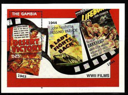 Gambia, 1995, Movies About War, Block - Militares