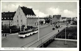 CPA Wilhelmshaven In Niedersachsen, Prusse Straße, Bus - Other