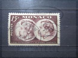 VEND BEAU TIMBRE DE MONACO N° 352 !!! - Used Stamps