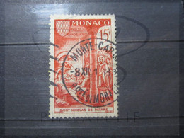 VEND BEAU TIMBRE DE MONACO N° 359 !!! - Used Stamps