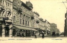 033 561 - CPA - Belgique - Antwerpen - Anvers - Le Théâtre De La Scala - Antwerpen