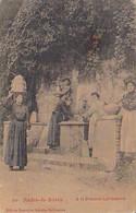 64 -- Salies-de-Béarn -- A La Fontaine Larroumette -- 4 Femmes Et 1 Ado -- Ferretas - Pégarra - Broc --- 649 - Salies De Bearn
