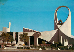 CPSM La Grande Motte-L'église Saint Augustin    L208 - Altri Comuni
