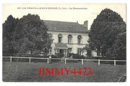 CPA - LA CHAPELLE-SUR-ERDRE En 1921 - La Bretonnière ( Arr. De Nantes 44 Loire Inf. ) N° 418 - Other Municipalities