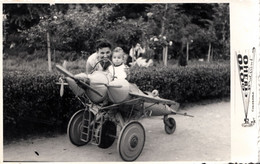 """AIRPLANE 1960th - PHOTO """"RISTIC"""" - Luftfahrt"""