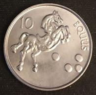 SLOVENIE - SLOVENIA - 10 TOLARJEV 2000 - KM 41- ( Cheval - Equus ) - Eslovenia