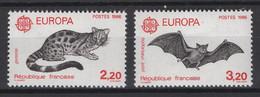 France: 1986. Y&T 2020. N° 2416/17 **, MNH, Neuf(s). TTB - Unused Stamps