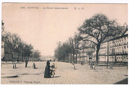 CPA NANTES Cours St Andre - Nantes