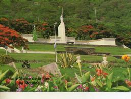 MAURICE.....maire.. Reine De La Paix... - Mauritius