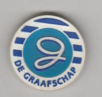 Koelkast Magneet Voetbal: De Graafschap Doetinchem (NL) - Sport