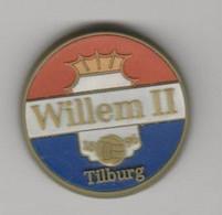 Koelkast Magneet Voetbal: Willem II Tilburg (NL) - Sport
