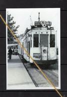 PHOTO TRAM NI BRUXELLES BRUSSEL NINOVE  REPRO - Strassenbahnen