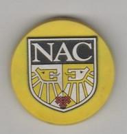 Koelkast Magneet Voetbal: NAC Breda (NL) - Sport