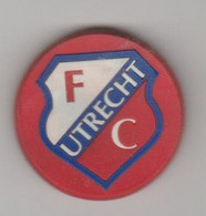 Koelkast Magneet Voetbal: FC Utrecht (NL) - Sport