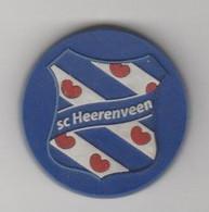 Koelkast Magneet Voetbal: SC Heerenveen (NL) - Sport