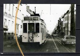 PHOTO TRAM NI BRUSSEL NINOVE REPRO MOTRICE 10284 - Strassenbahnen