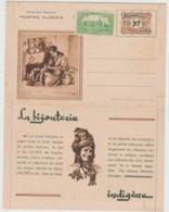 "Entier Carte Lettre Illustrée  "" La Bijouteris "" . Neuve . - Briefe U. Dokumente"