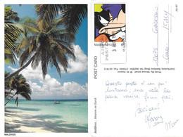 Maldives... Heaven On Hearth Viaggiata 1999 - Ohne Zuordnung