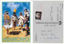 Huancayo (Perù). Viaggiata 1996 - Non Classificati