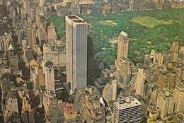 New York City - General Motors Building - 5th Avenue Hotels - Central Park - Size 4 X 6 - 2 Scans - Sin Clasificación