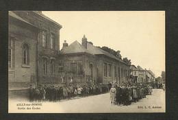 80 - AILLY-sur-SOMME - Sortie Des Ecoles - Altri Comuni