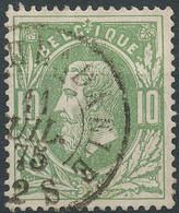 D - [40632]TB//O/Used-N° 30, TB Obl DC 'Plasschendaele', Nipa +16? - 1869-1883 Leopold II
