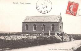 ONIVAL - Temple Protestant - Onival
