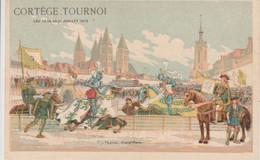 TOURNAI RECONSTITUTION DU TOURNOI DE 1513 - Demonstrationen