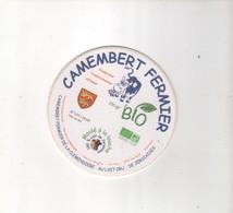 Camembert  De La Clemendiere - Quesos