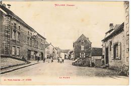Mélisey / La Mairie / 1917 - Autres Communes