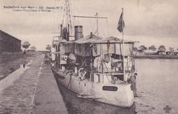 Rochefort-sur-Mer Bassin N° 3 Contre-torpilleur Perrier - Warships