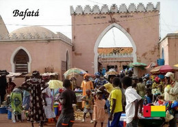 Guinea-Bissau Bafata Market New Postcard - Guinea-Bissau