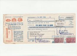 67-L.Lehmann & Fils...Beurriers-Rafraichisseurs-Poteries Réfractaires...Soufflenheim...(Bas-Rhin)...1950 - Altri