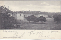 TEMESVAR - ERDELYI LAKTANYA UDVARA , Romania , Old Postcard , Travelled 1905. - Romania