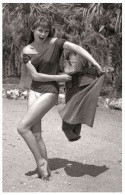 Sexy BRIGITTE BARDOT Actress PIN UP PHOTO Postcard - Publisher RWP 2003 (95) - Artisti