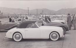 Photo Automobile  Simca 8 Sport Cabriolet  50/60  En Californie 2594 Bis - Automobili