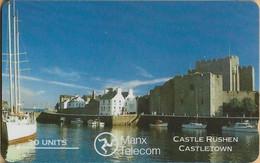Isle Of Man - GPT, 5IOMC, Castle Rushen, 20U, 10,742ex, 1989, Mint Unused - Isla De Man