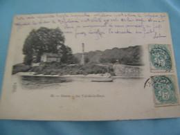 CPA - Rouen (76) - Au Val De La Haye - 1903 - SUP - (EI 76) - Rouen