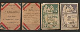 Vignettes De Guerre 1914/18 - Autres