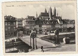 TOURNAI  1939 - PHOCARTE - Le Pont à Pont - Tournai