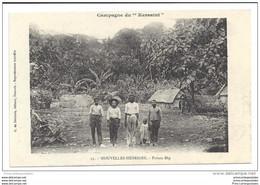 CPA Nouvelles Hébrides Campagne Du Kersaint Pointe Dip - Vanuatu