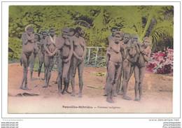 CPA Nouvelles Hébrides Femmes Indigènes - Vanuatu