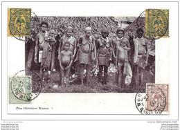 CPA Nouvelles Hébrides New Hebridean Women - Vanuatu