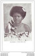 CPA Nouvelles Hébrides A Native Belle Aoba - Vanuatu