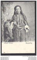CPA Tibetan Woman Darjeeling - Tibet
