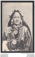 CPA Tibetan Lady - Tibet